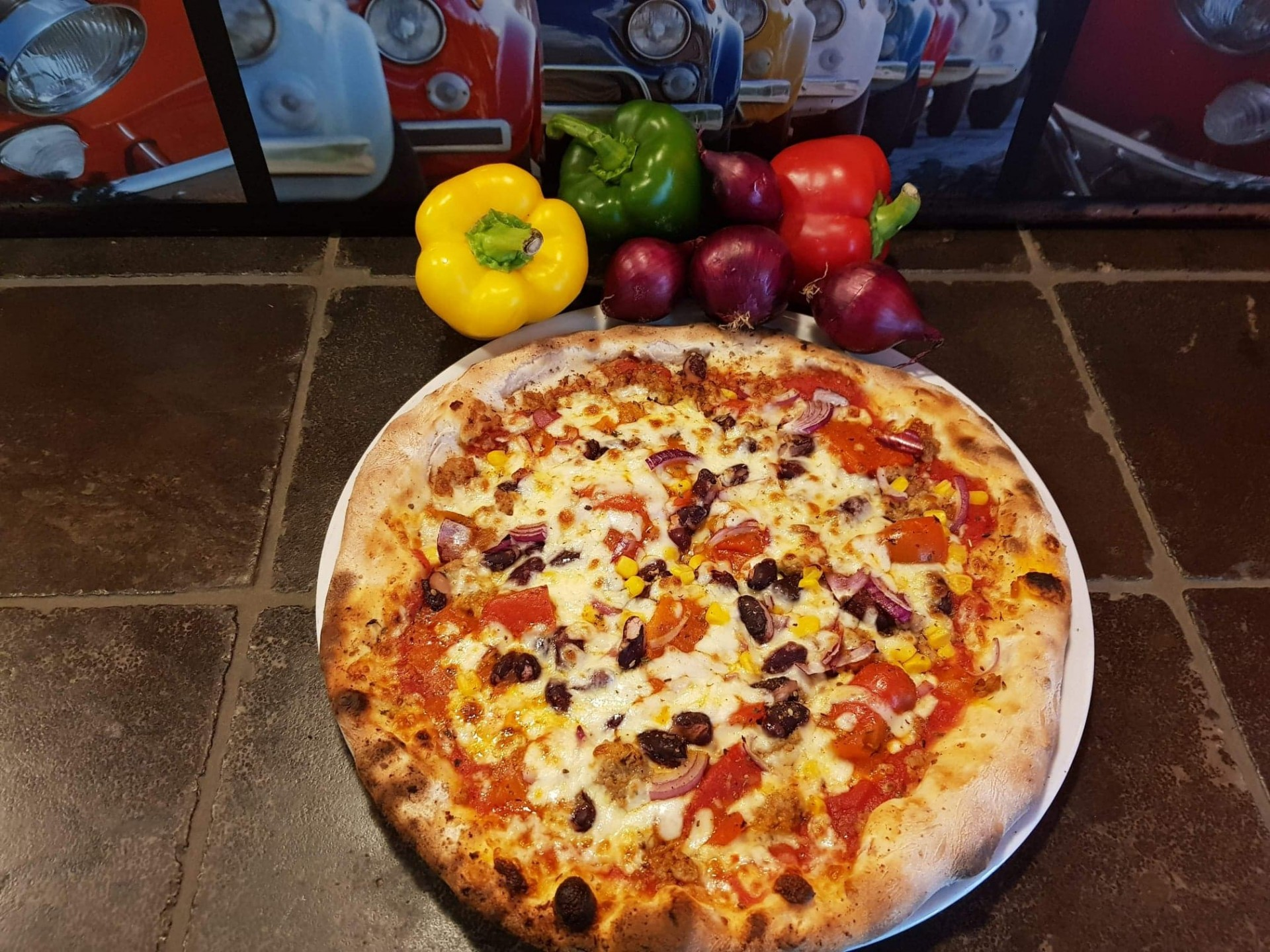 La Pizza Chili