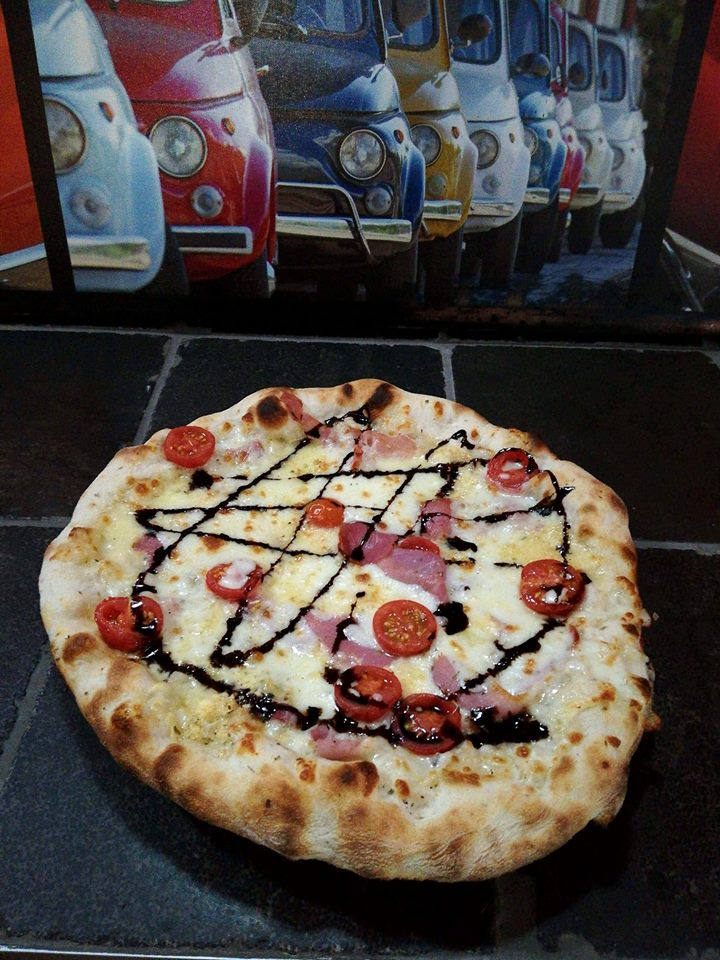 Pizza du plateau de Herve